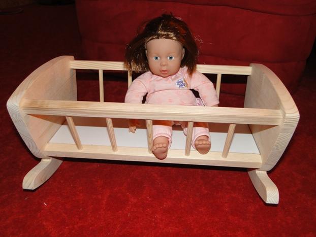 Kolébka pro malé panenky